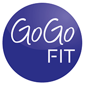 Gogo fit Boutique Lifestyle Club logo